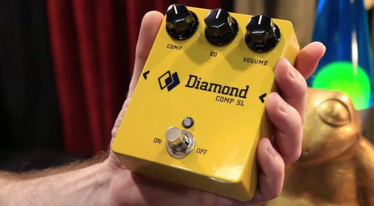 Diamond Comp SL Production Modell Pedakl Kompressor Front