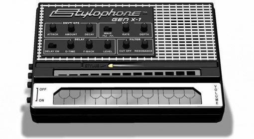 Dubreq Stylophone Gen X1