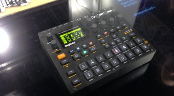 Elektron Digitakt NAMM 2017