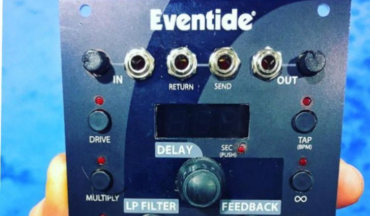 Eventide Delay Eurorack