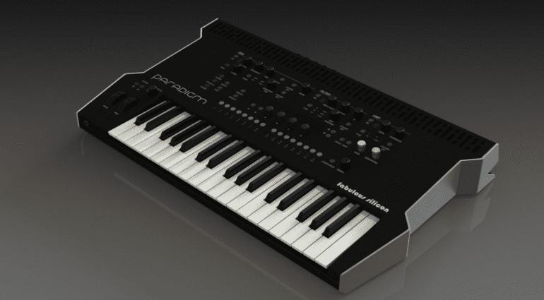 NAMM 2017: Fabulous Silicon Paradigm - Synthesizer einmal neu erfunden