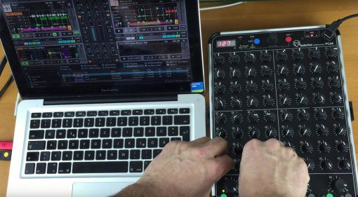 Faderfox PC44 Hands on Video