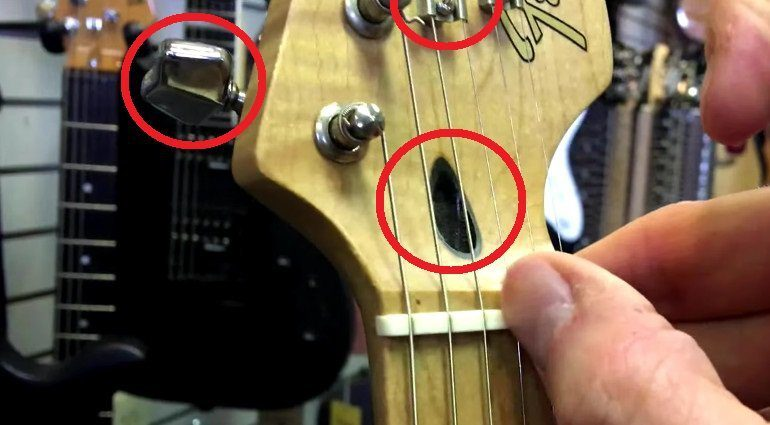 Fake Fender Video Tipp Titel