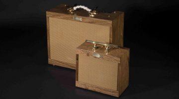 Fender Old Ironsides Champ Pro Amp Combo Custom Shop Verstaerker Front Titel