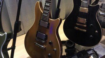 Gibson Les Paul Double Cut CES Show 2017 Front Prototyp Leak Titel