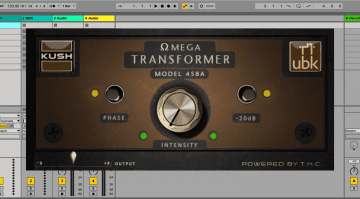 Kush Audio Omega Transformer 458a - die günstige Röhre für den Rechner