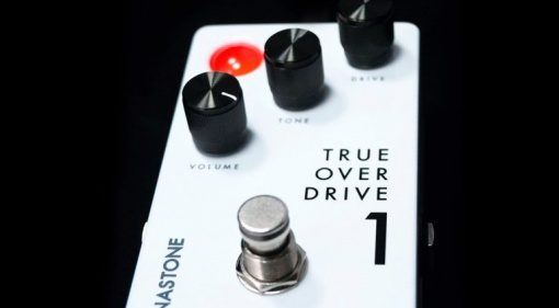 LunaStone TrueOverDrive TOD 1 Overdrive Pedal Front