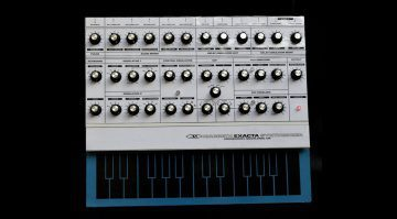 Macbeth Exacta Analog Synthesizer