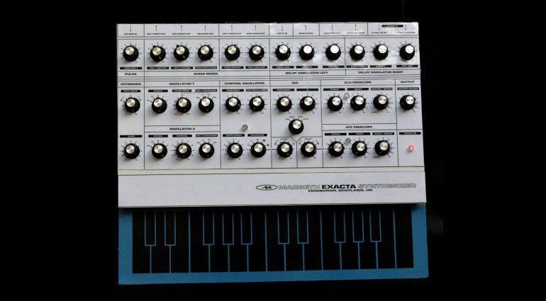 Macbeth Exacta Analog Synthesizer