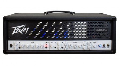 Peavey invective 120 Topteil Front