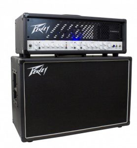 Peavey Misha MAnsoor invective 120 Amp Box Stack Front