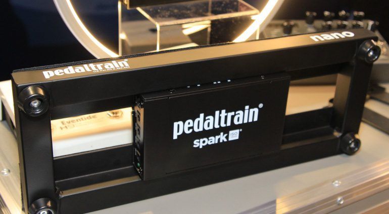 Pedaltrain Spark Netzteil 2 Nano