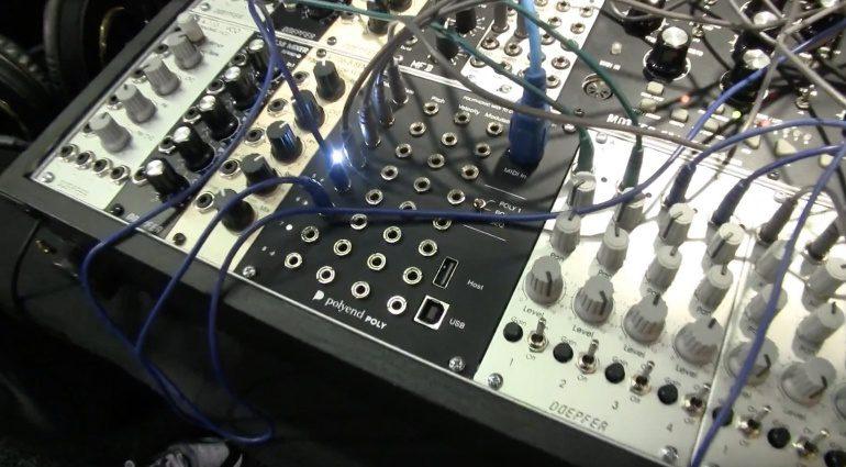 Polyend Poly MIDI:CV für SEQ