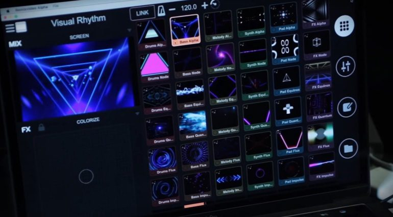 Mixvibes Remixvideo