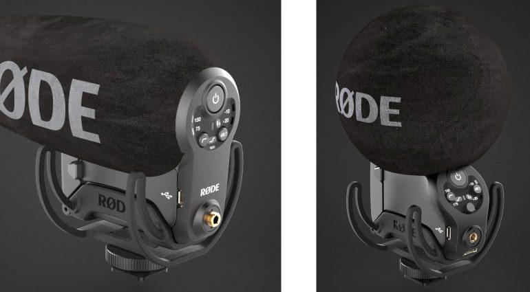 Rode VideoMic PRo+ SoundField Ambisonics DSLR