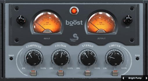 Sample Magic Boost - der all-in-one Finalizer als Plug-in