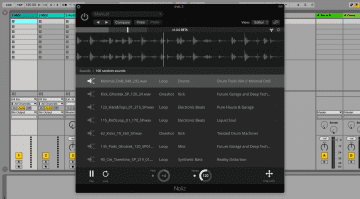 Noiiz - Sample Bibliotheken als Abo und via Plug-in in die DAW streamen?