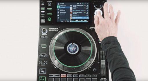 DENON DJ SC5000 Multiplayer