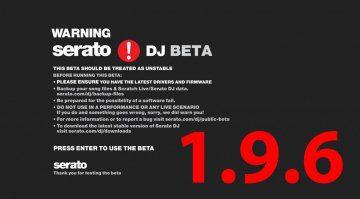 Serato DJ 1.9.6 Public Beta