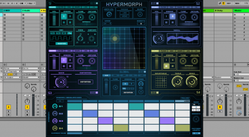Sonic Faction Hypermorph - Morphing Synthesizer für Max4Live