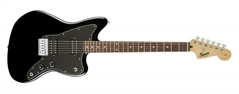 Squier Affinity Jazzmaster HH Front