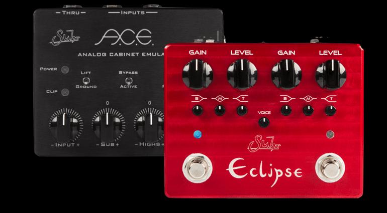 Suhr ACE Eclipse Pedal Front
