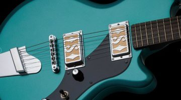 Supro NAMM 2017 Laucnh Americana Island Guitar ranges 770