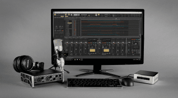 NAMM 2017: TASCAM Track Factory - die ultimative All-in-one Lösung für euer Musikstudio?