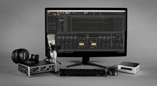 NAMM 2017: TASCAM Track Factory - die ultimative All-in-one Lösung für euer Musikstudio?