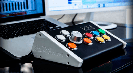 Touch Innovations Kontrol Master - Arcade Feeling beim DAW Steuern