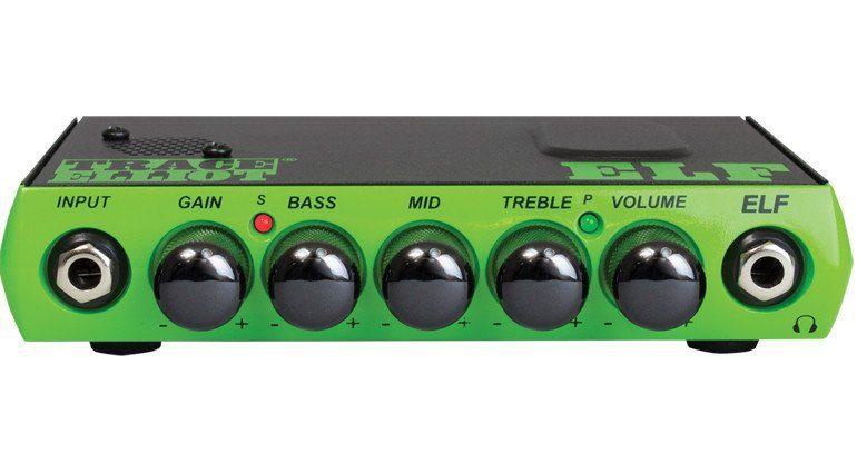 Trace Elliot Elf Bass Mini Amp Front