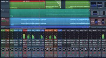 Tracktion Waveform GUI 4