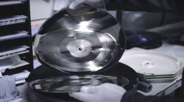 Vinylfertigung in 60 Sekunden