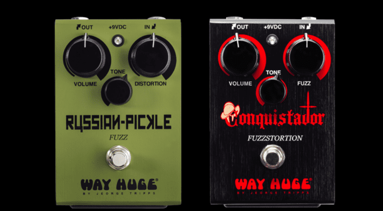 Way Huge Russian Pickle Fuzz Conquistador Fuzzstortion