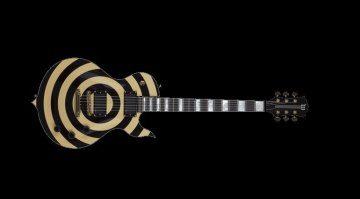 Wylde Audio Odin Genesis Grail Bullseye Ozzy Zakk E-Gitarre Front Titel