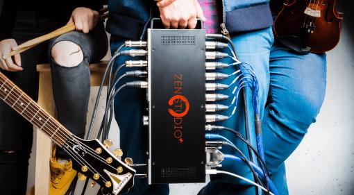Antelope Audio Zen Studio+ - mehr Eingänge, Mobilität und Thunderbolt