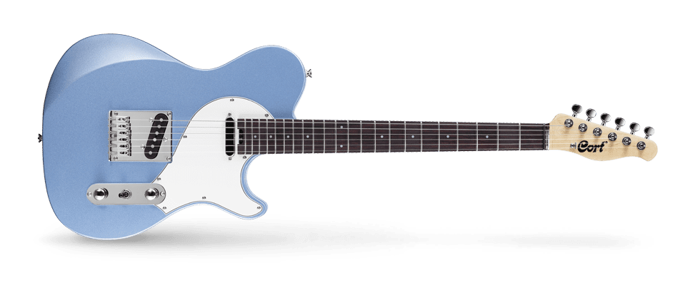 Cort Classic TC Ice Blue MEtallic