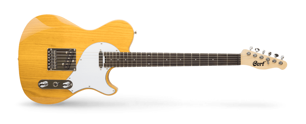 Cort Classic TC Scotch Blonde Front