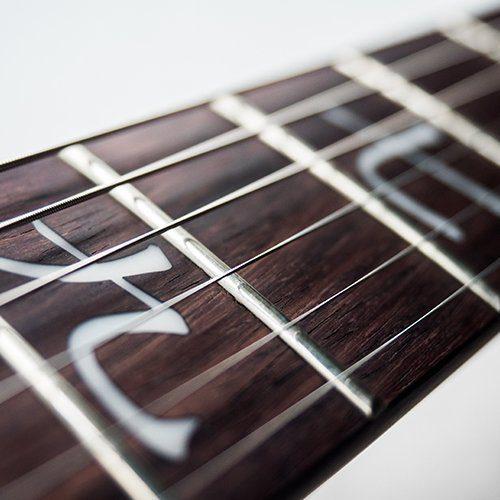 Cort Manson M-Jet E-Gitarre Inlays
