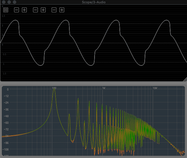 Cytomic The Scream Tubescreamer Plug-in Vergleich 2