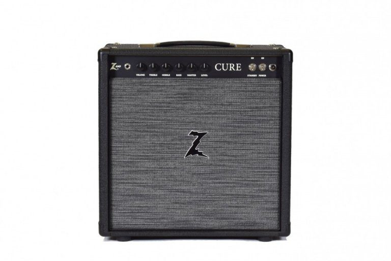 Dr Z CURE 15 watt boutique amp front