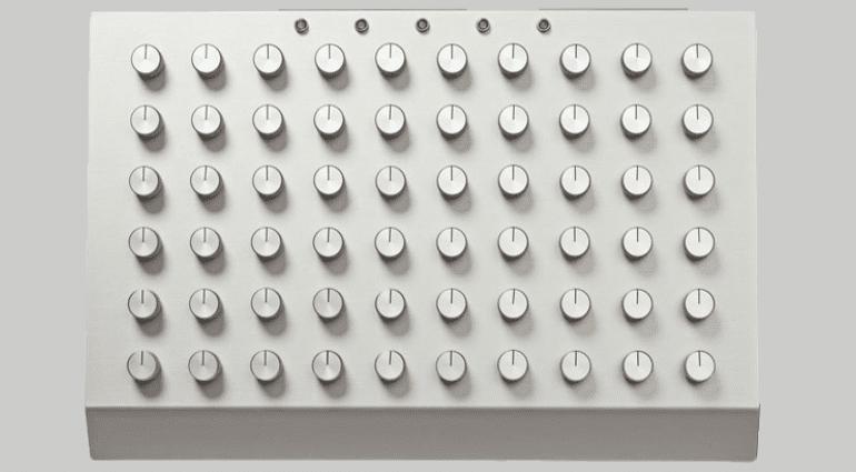 Elektrokosmos The Kosmonaut - handgemachter Schweizer Synthesizer wiederbelebt?