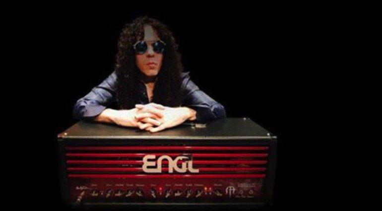 ENGL Inferno Marty Friedman 100 watt twin channel valve head copy