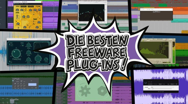 Gearnews Teaser Die besten Freeware Plug-ins