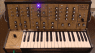 Guenther Chiptune - ein semi-modularer DIY Synthesizer mit Holz-Optik