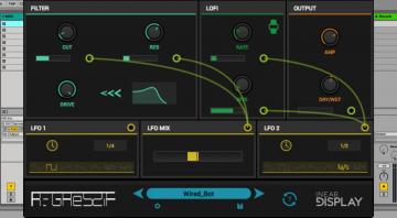 Inear Display Regressif - das digitale Chaos schlägt zu - kostenlos!