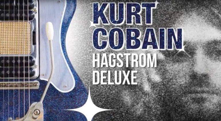 Kurt Cobain Hagstrom Deluxe Model 90 Titel