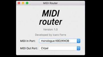 MIDIRouter GitHub App Helfer GUI