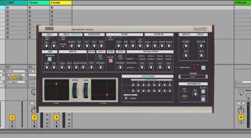 Momo Müllers MIDI- und VST-Editor für Korg MicroKorg veröffentlicht