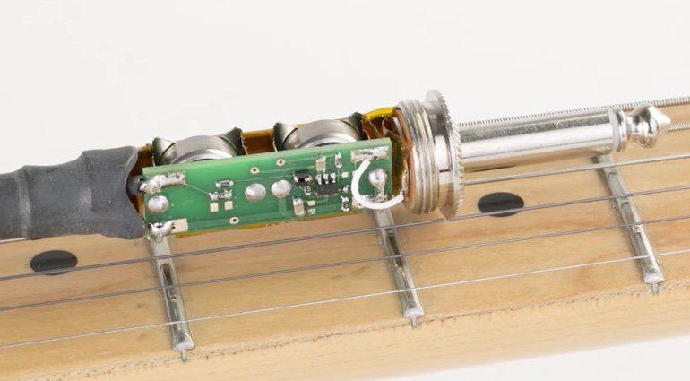 R&M Tone Tech PowerWire Kabel Stecker Tube Screamer Booster